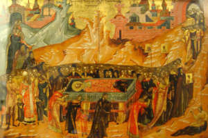 Сказание о перенесении мощей святителя Николая, архиепископа Мирликийского